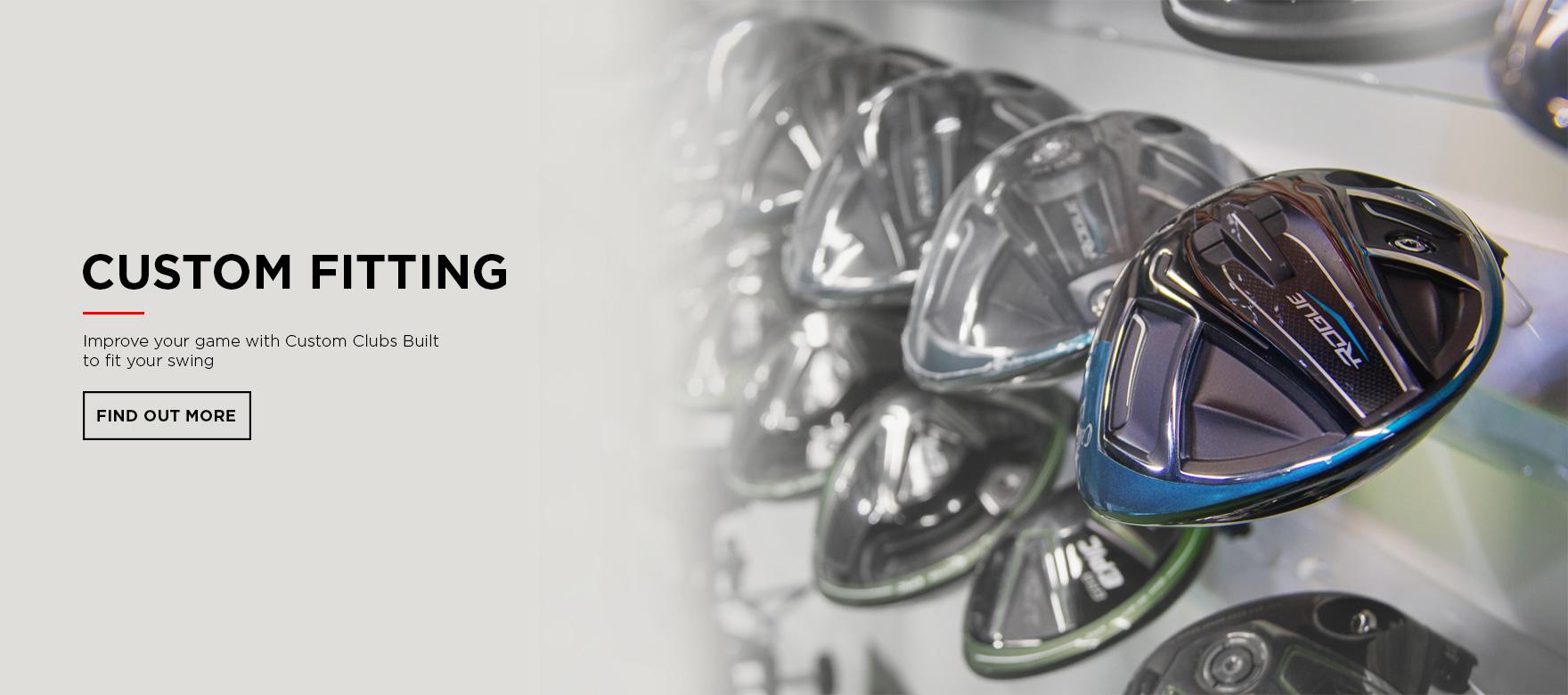 d3c827834f292 UK Golf Academy | Brentwood Golf Range - Coaching & Custom Fit Centre